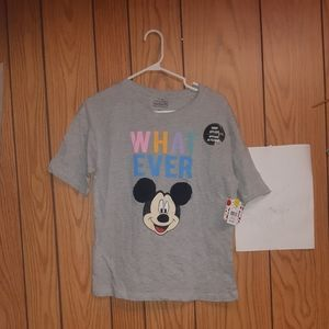 Mickey mouse whatever top